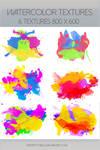 Watercolor Textures (2)