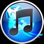 DJ Pon-3 / Vinyl Scratch iTunes Icon