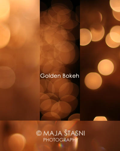Golden Bokeh by fatallook