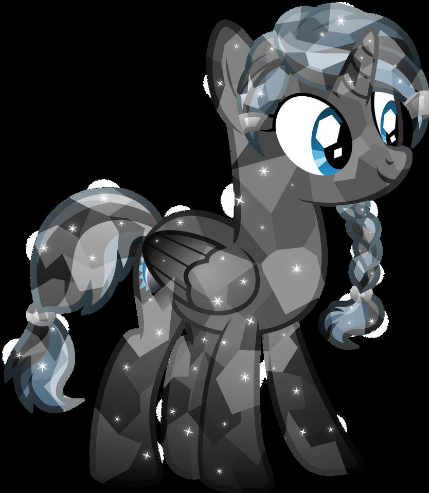 Crystal Moonlight Shadow by Drakizora