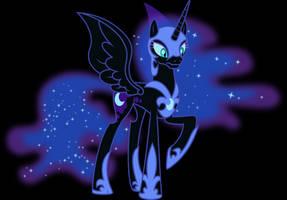 More Nightmare Moon by Drakizora