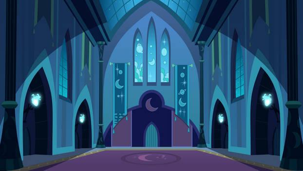 Inside Nightmare Moon's Castle