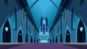 The Other Side of Nightmare Moon's Castle
