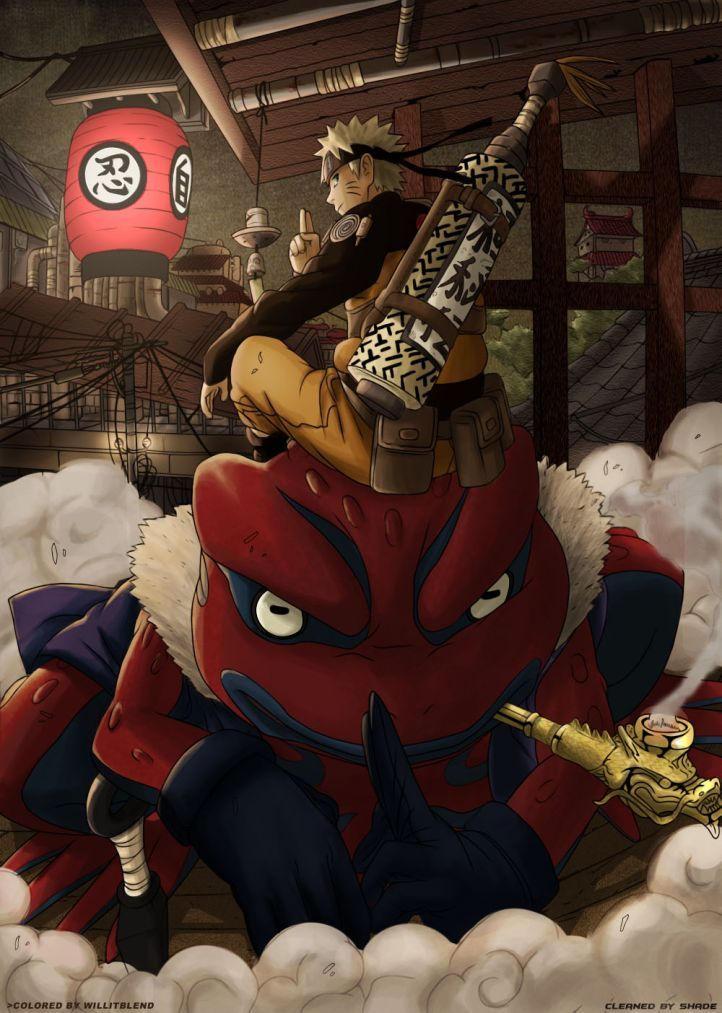 Naruto Kage 04 By Sapphirebleuy On Deviantart