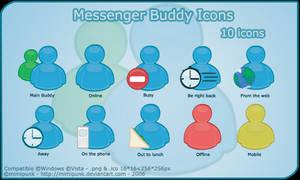Messenger Buddy Icons