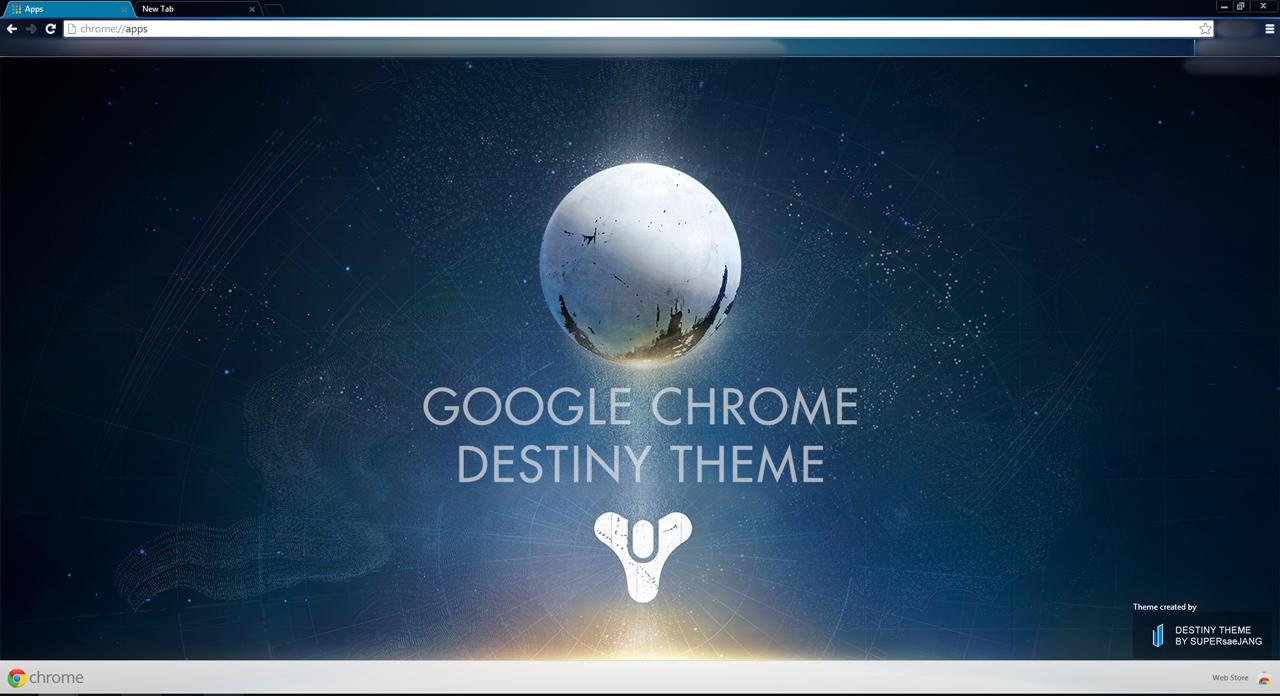 Google themes earth - Destiny Google Chrome Theme By Supersaejang Destiny Google Chrome Theme By Supersaejang