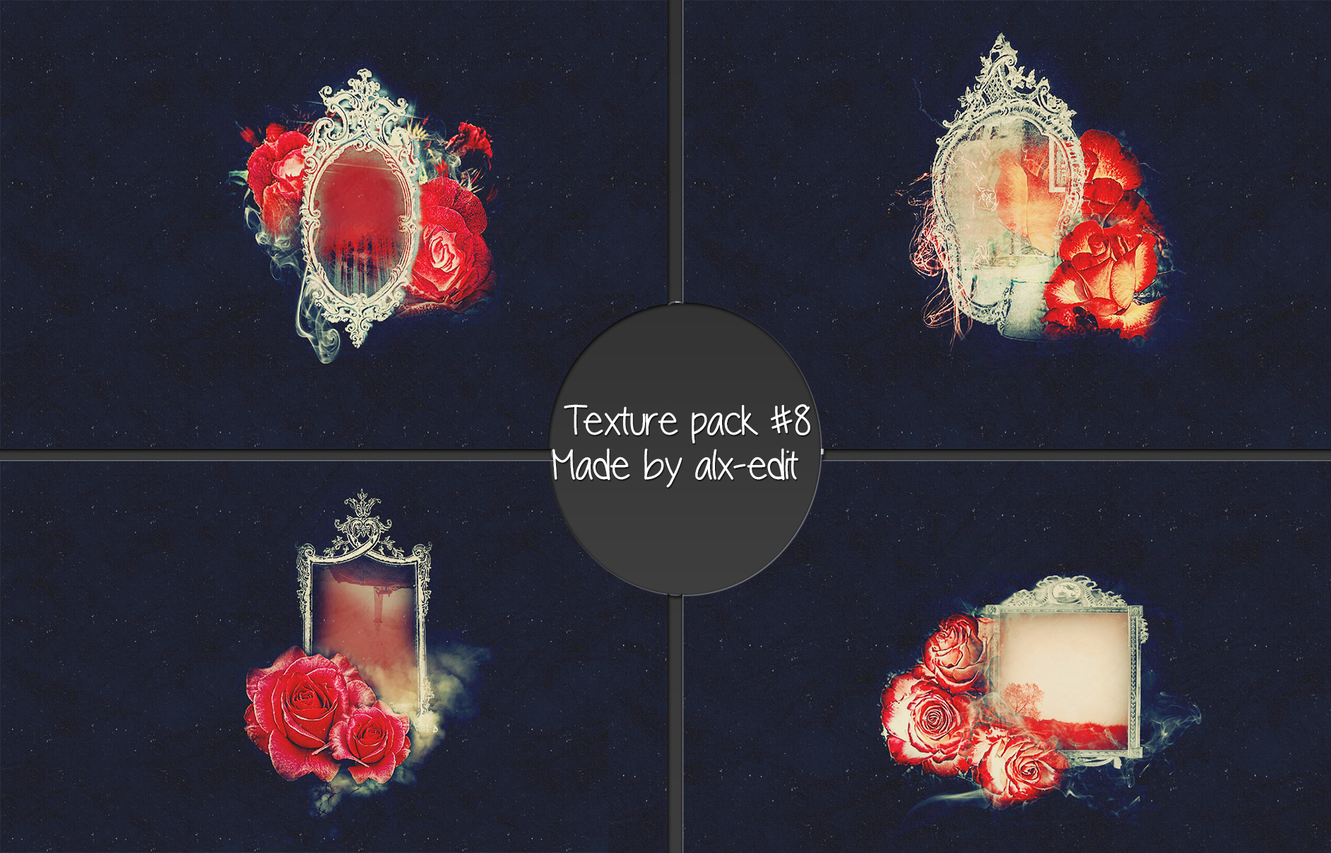 Texure Pack #8  Photoshop 