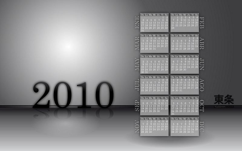 Calendar 2010 Calendario 2010