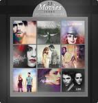 Movies icons