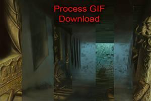 Undercrypt Process Gif