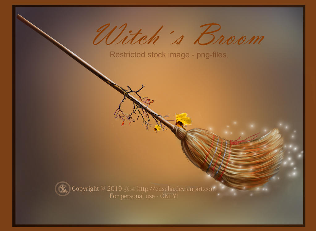Witchs Broom - stock