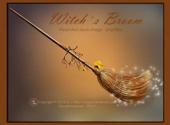 Witchs Broom - stock by Euselia