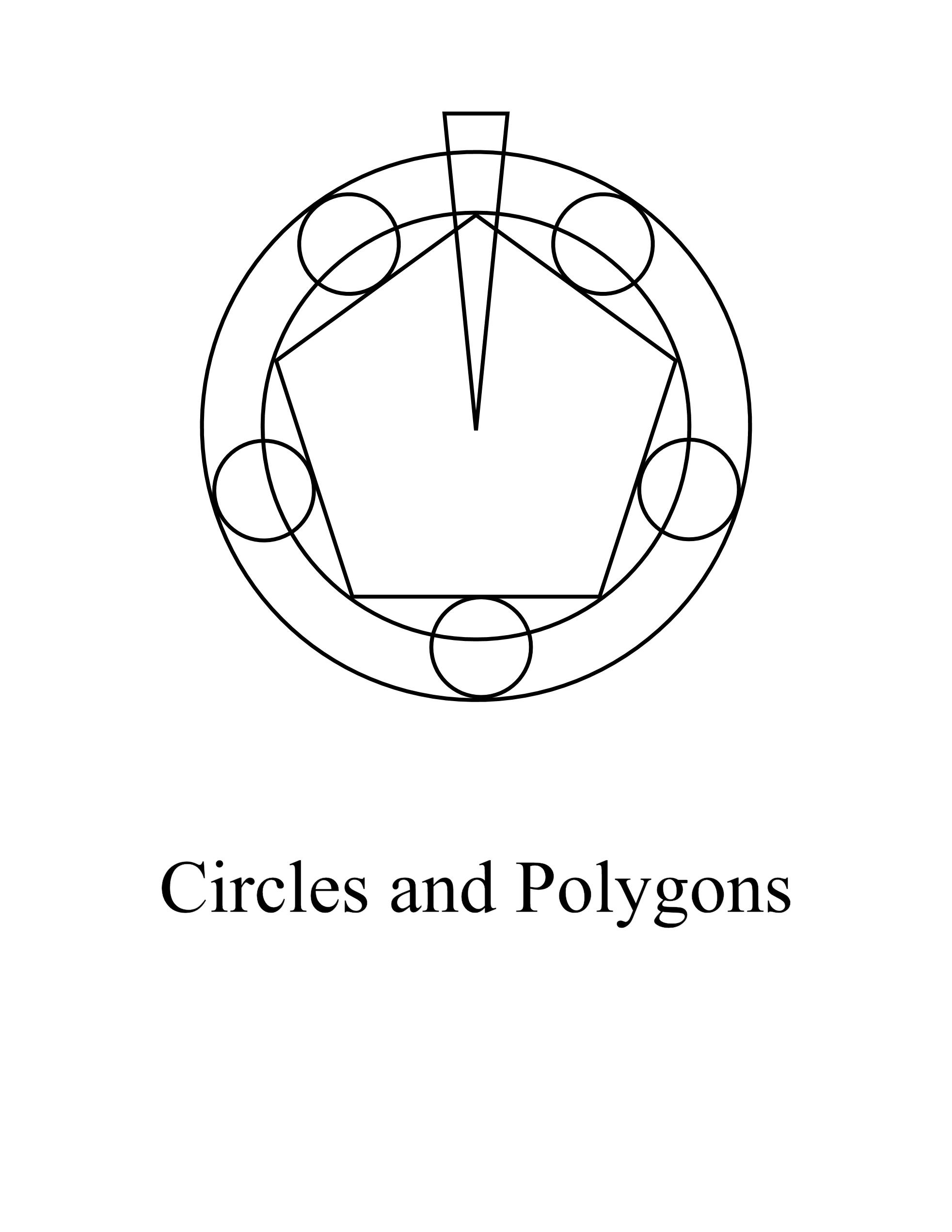 Basic alchemy symbols by notshurly on deviantart alchemy circle and polygons by notshurly biocorpaavc