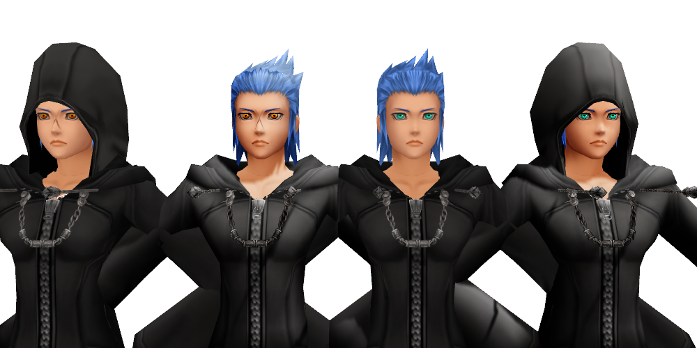 Young Saix by NightSilverChelly