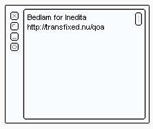 Bedlam by qoa