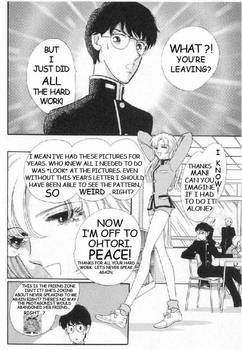 Manga Utena is a Terrible Friend