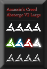 Abstergo V2 Large 4 Colors by Ownix96