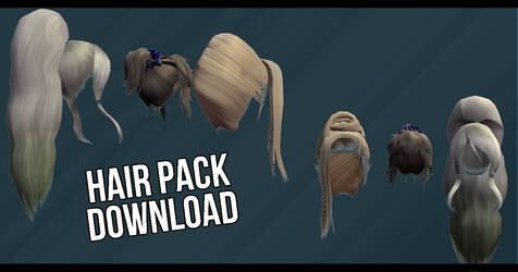 Hair Pack| FIXED !