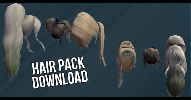Hair Pack  FIXED !