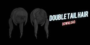 Double Tail Hair {download}