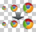 Google Chrome tango by cruxye