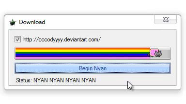 CS NYAN CAT PROGRESS BAR by Cccodyyyy on DeviantArt