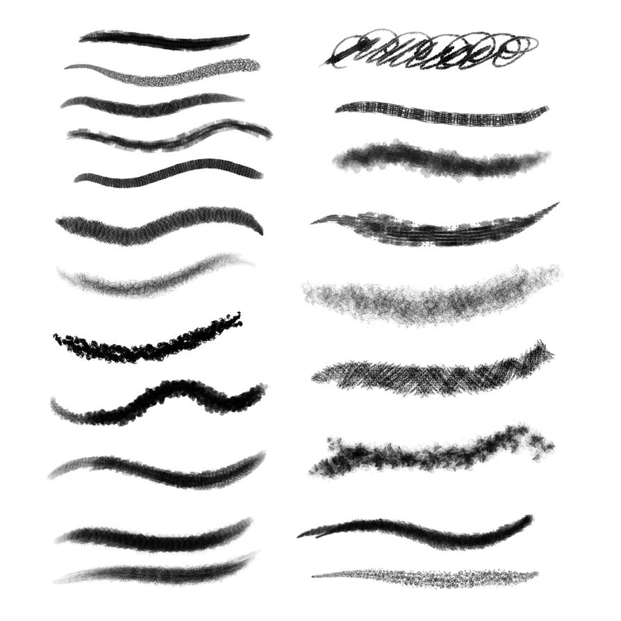 Another_natural_media_brushes by pebe1234
