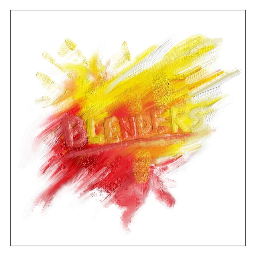 BLENDER BRUSHES by pebe1234