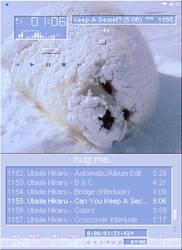 Hug the Seal by insanekirby