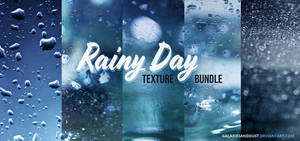 Rainy Day Texture Bundle.