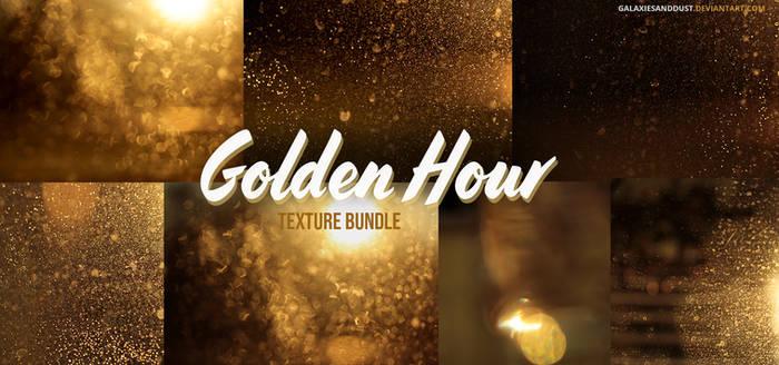 Golden Hour Texture Bundle.