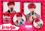 (PNG Pack) Stray Kids Jeongin IG 050119