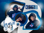 (PNG Pack) Stray Kids Hyunjin IG 191014