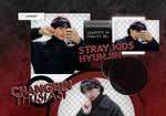 (PNG Pack) Stray Kids Hyunjin IG 191219