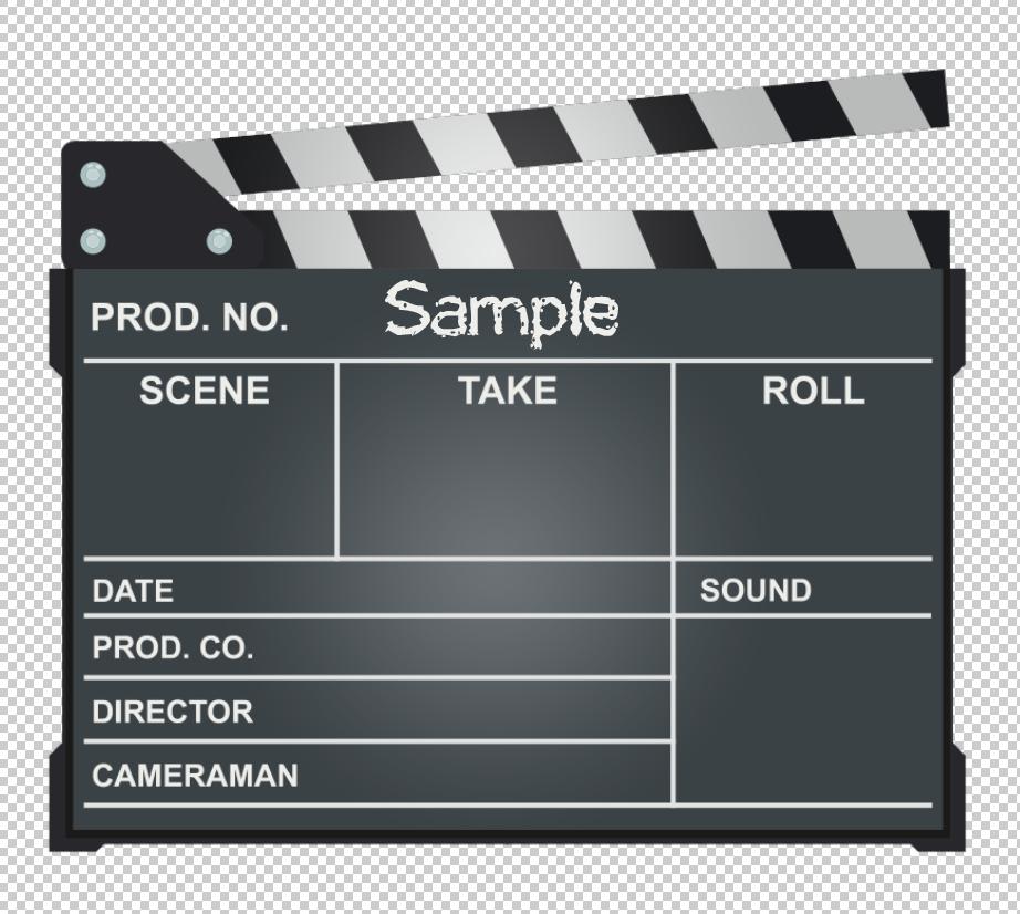 Movie Clapper by xxdigipxx