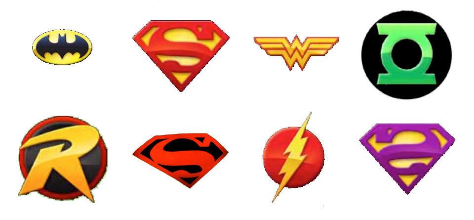 DC Symbols by Assassins-Son on DeviantArt