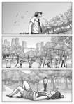 Zombies en La Moneda Page by uialwen