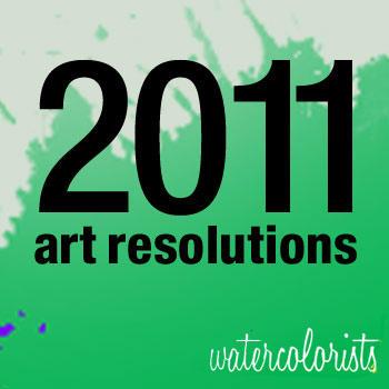 2011 Art Resolutions Template by KelliRoos