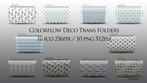 Colorflow Deco Trans Folder