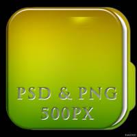 Droid Folder PSD Source by fandvd