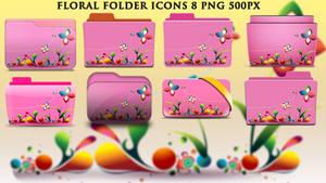 Floral Folder 006