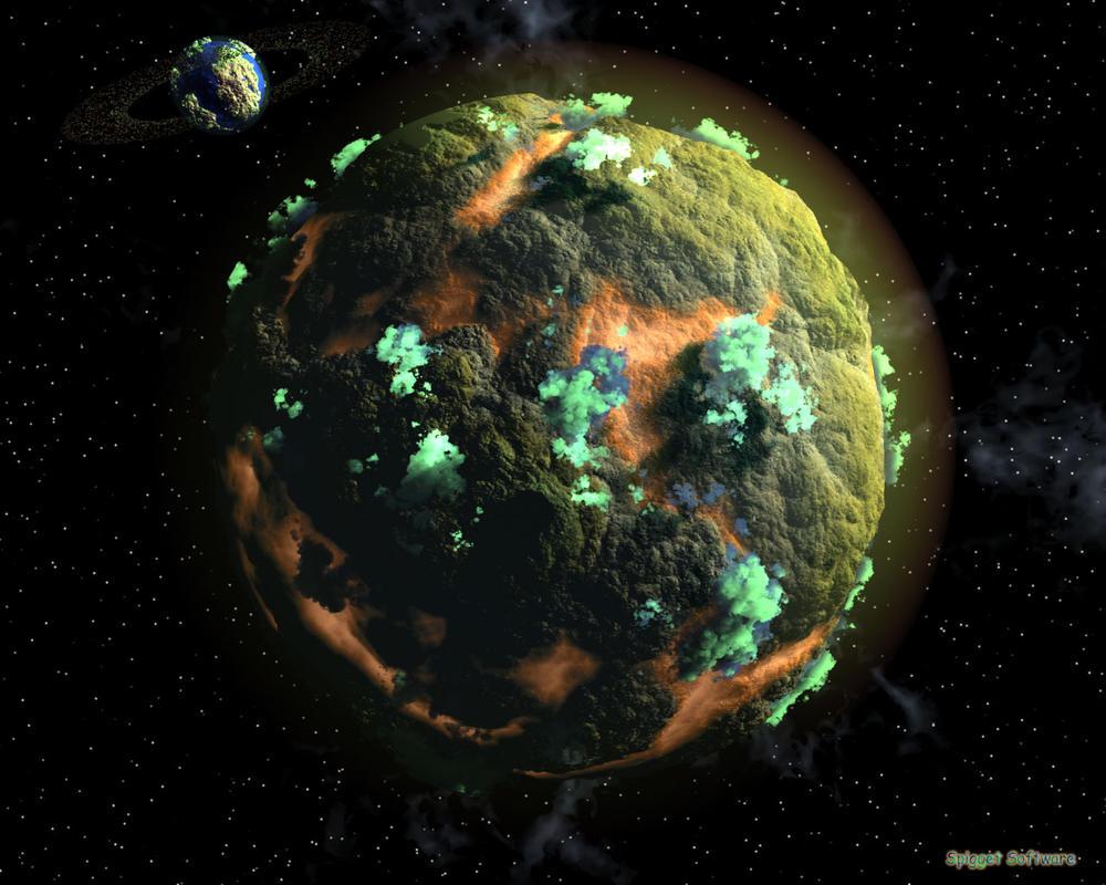 rock planets - photo #10
