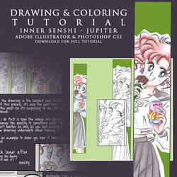 Drawing and Coloring Tutorial