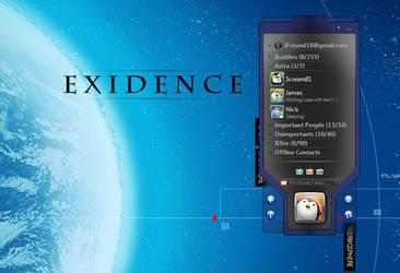 WIP Exidence Custom Window by Quixomatic
