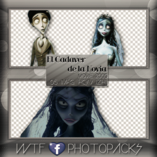 +Photopack Png El Cadaver de la Novia by AHTZIRIDIRECTIONER
