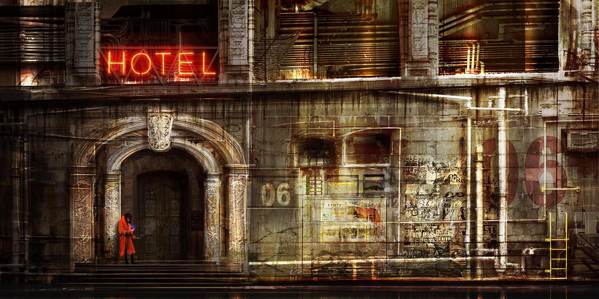 Hotel 06 by MacRebisz