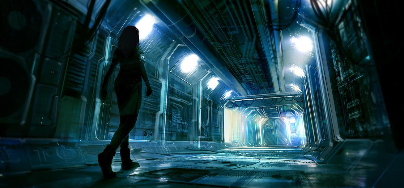 Fallen Suns: Cold Corridor by MacRebisz
