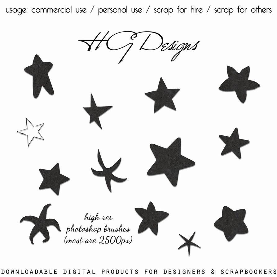 star brushs