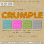 PS Style: CRUMPLE