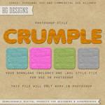 PS Style: CRUMPLE